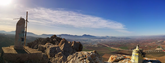Photo: View of Antequera