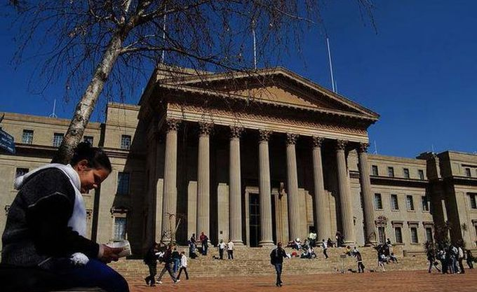 Wits University. Picture: SUPPLIED.