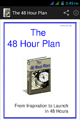 The 48 Hour Plan