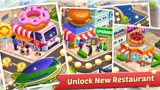 Code Triche Cooking Family : Craze Restaurant Food Game APK MOD screenshots 4