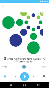 Supply Chain Insights Podcast- screenshot thumbnail