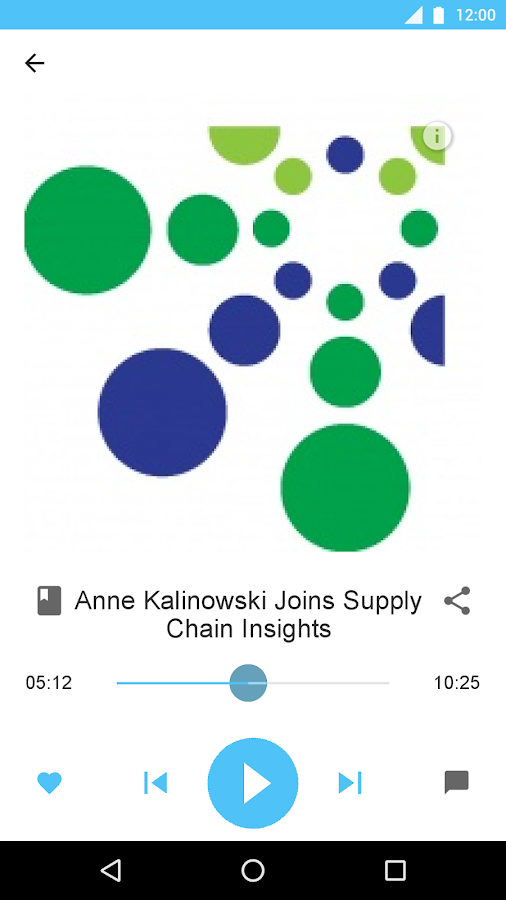 Supply Chain Insights Podcast- screenshot