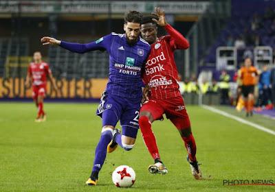 """Pas dans les plans d'Anderlecht, il peut rêver de la Liga: """"Mais ça ne dépend pas que de moi"""""""
