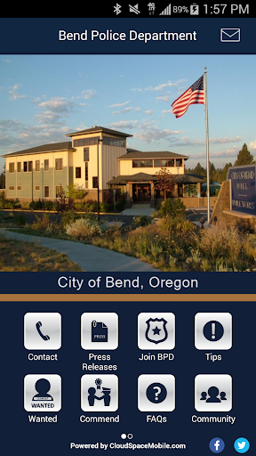 City of Bend Police Department