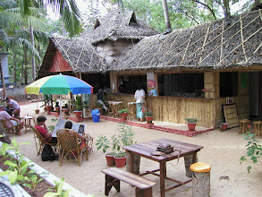 Photo: Juice Hut Varkala Kerala