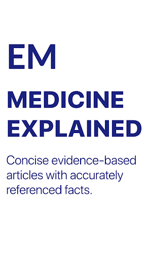 Explain Medicine screenshot for Android
