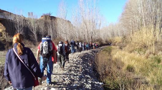 Senderismo por la Alpujarra almeriense