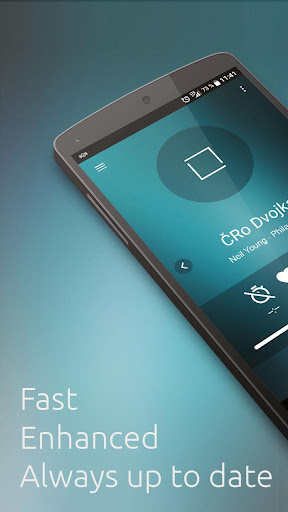 CZ Radio Pro screenshot