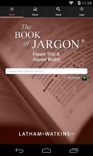 The Book of Jargon® - PTAB