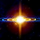 3D Stars Journey Music Visualizer Pro icon