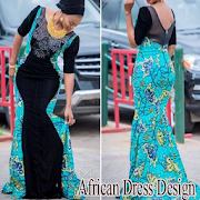 African Dress Design by huudro icon