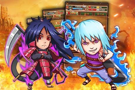 Ninja Union - náhled
