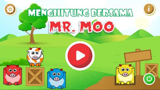 Belajar Berhitung Mr. Moo 1.1 screenshots 1
