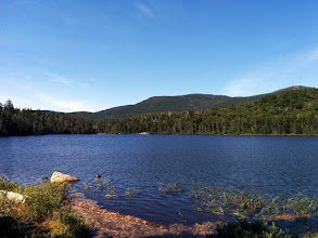 Photo: Lonesome Lake