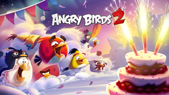 Angry Birds 2 Capture d'écran