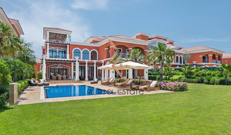 Villa avec piscine Dubaï