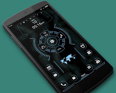 Grace full Launcher 2020 – Hitech UI homescreen 4.0 Mod Android Updated 1