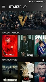 STARZ PLAY | Movies & TV shows Apk Download Free for PC, smart TV