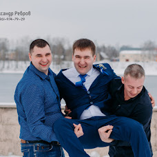 Wedding photographer Aleksandr Rebrov (rebrovpro). Photo of 20.04.2017