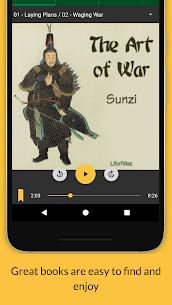 LibriVox Audio Books Supporter – Download APK Mod 2