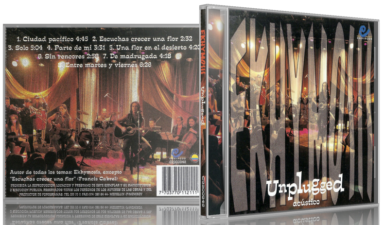 Ekhymosis - Unplugged (1996) [MP3 @320 Kbps]