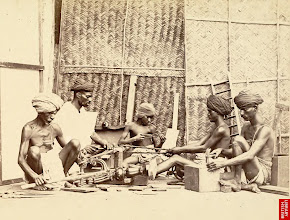Photo: Carpenters of Madras