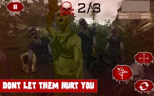 玩免費動作APP|下載在叢林殭屍 app不用錢|硬是要APP