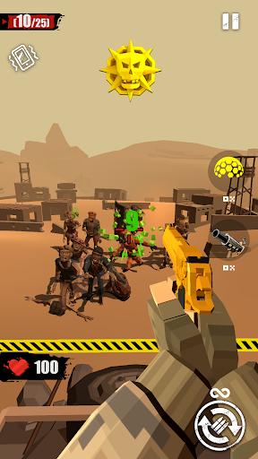 Merge Gun: Shoot Zombie android2mod screenshots 2