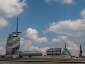 Photo: Bremerhaven in zicht