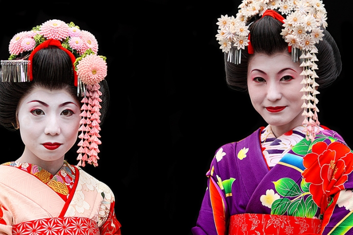 Memorie di una Geisha di Giacomo Federici