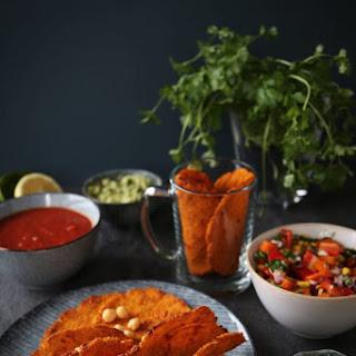 Carrot Tacos.