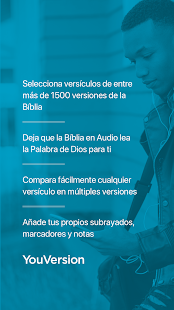 YouVersion Biblia Reina Valera + Audio Screenshot