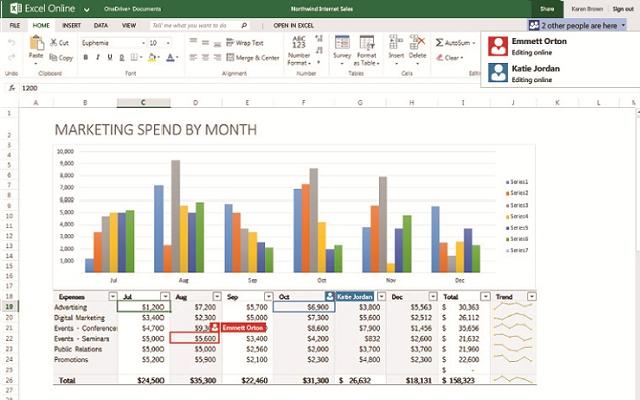 Excel Online - Chrome Web Store