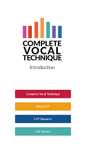 Complete Vocal Technique - Introduction- screenshot thumbnail