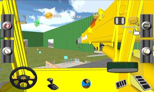 Crane Driving 3D no ads  screenshots 5