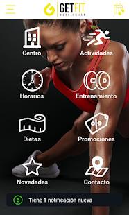 Getfit for PC-Windows 7,8,10 and Mac apk screenshot 1