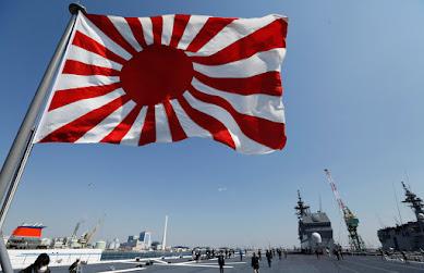 韓国観艦式のルール要請に各国海軍が痛烈なシッペ返し…国家にとって「軍艦旗を降ろす」ことの意味を考える