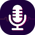 funny voice changer effect editor icon