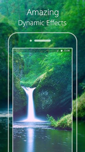 無料个人化AppのHD 自然ライブ壁紙|HotApp4Game