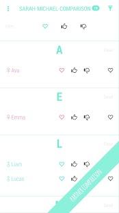 Baby Names First 2017 Screenshot Thumbnail