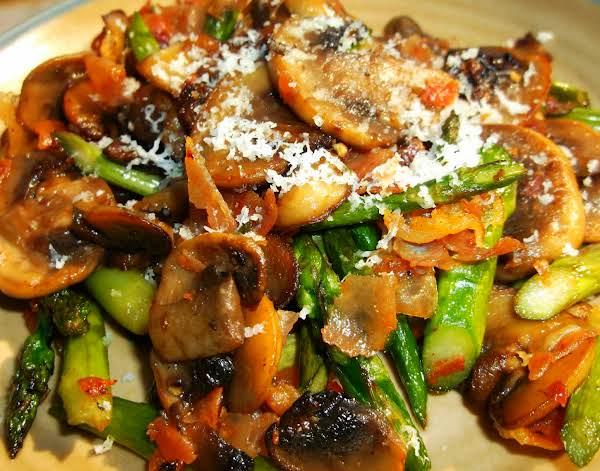 Special Asparagus Recipe