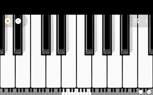 Mini Piano Lite 4.5.5 screenshots 17