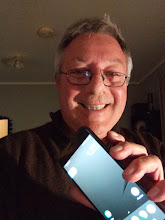 Photo: Sunday giveaway winner Andrew L. showing off his new Pixel XL.