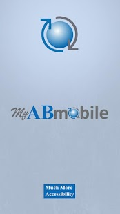 myABmobile- screenshot thumbnail