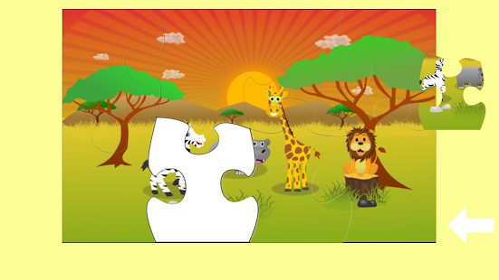 Touch & Move Color Kids Puzzle - Android Apps on Google Play