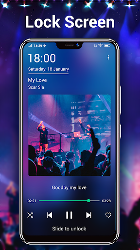 Music Player Pro 3.2.0 screenshots 6