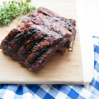 1-HOUR SPICE-RUBBED RIBS.