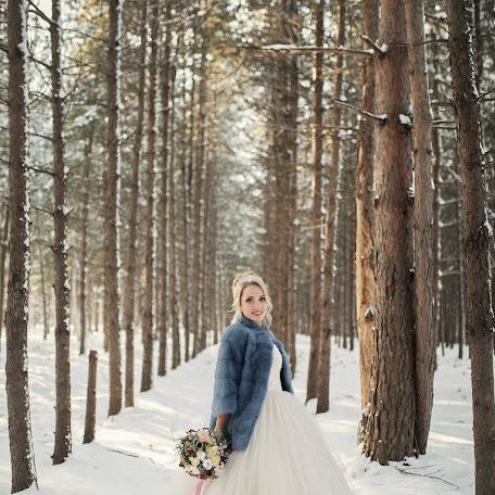 Wedding photographer Nataliya Pupysheva (cooper). Photo of 17.01.2018