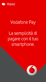 Vodafone Wallet- miniatura screenshot