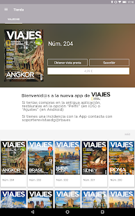 Viajes National Geographic- screenshot thumbnail